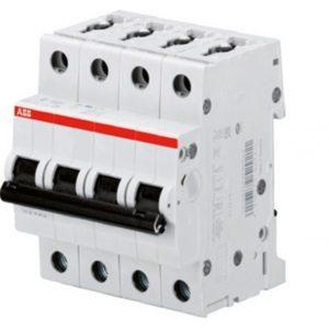 Автоматические выключатели 4P