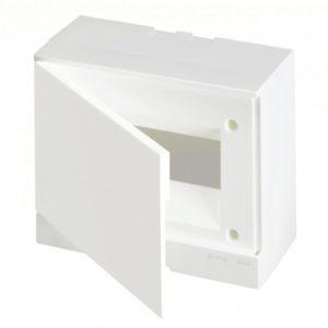 Бокс настенный Basic E ЩРн-П 8М белая непрозрачная дверь