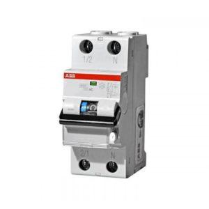 Дифференциальные Автоматы ABB серия DS201 6кА