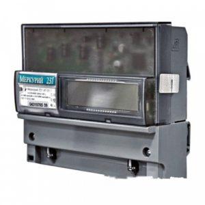 Счетчик электроэнергии трехфазный многотарифный Меркурий 231 AT-01 60