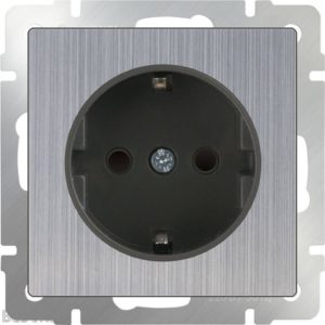 WL02-SKG-01-IP20 Розетка с заземлением