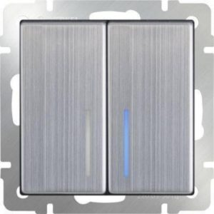 Werkel механизмы Глянцевый никель