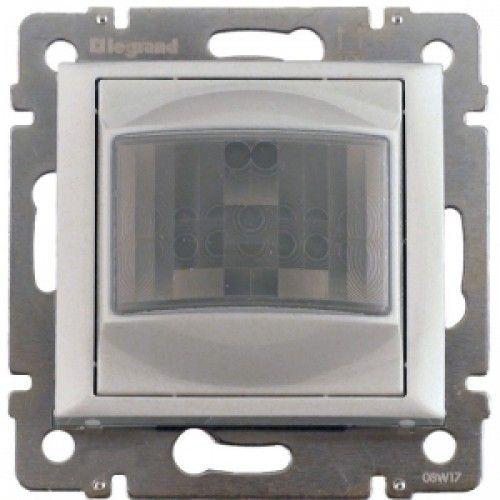 Датчик движения Legrand Valena Алюминий Стандарт 40-320 Вт для лн 2-х проводная схема подключения