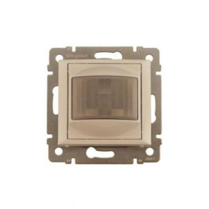 Датчик движения Legrand Valena Крем Cтандарт 40-320 Вт для л_н 2-х проводная схема подключения