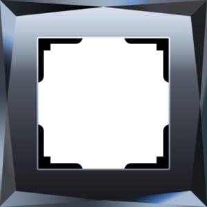 Рамки Diamant Черный Стекло