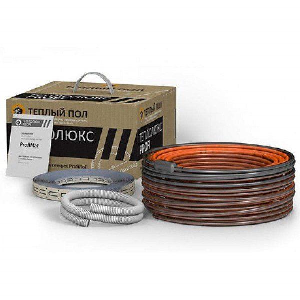 Двужильные нагревательные кабели Теплолюкс Profiroll