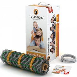 Двужильные нагревательные маты Теплолюкс Tropix