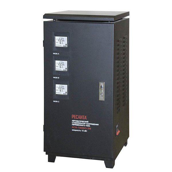 Стабилизатор напряжения Ресанта АСН-15000_3-ЭМ
