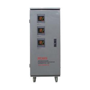 Трехфазные стабилизаторы электронного типа