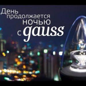 Светодиодная продукция Gauss