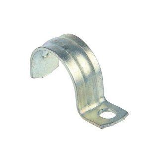 Скоба металлическая Ф32