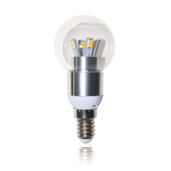 Светодиодная лампа E14 – 5Вт шар Eleganz