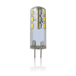 Светодиодная лампа G4 – 3Вт 220V силикон Eleganz