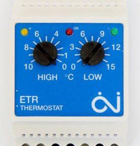 Датчики температуры и влажности для желобов и водостоков