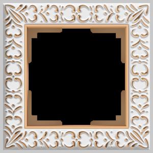 Рамки Antik Белое золото
